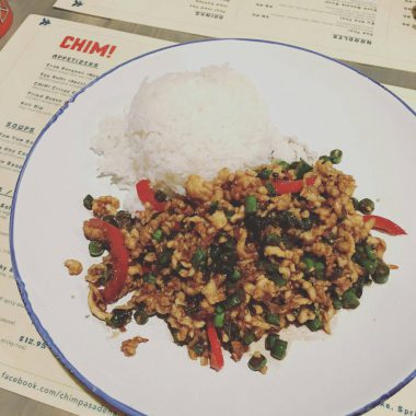 Chim! Signature Spicy Basil